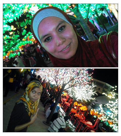 Birthday Getaway III: Bermandi Cahaya @ I-City Shah Alam